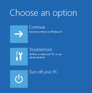 Solved Windows 8 & 8.1 Black Screen Issue 01