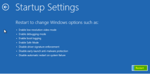 Solved Windows 8 & 8.1 Black Screen Issue 04