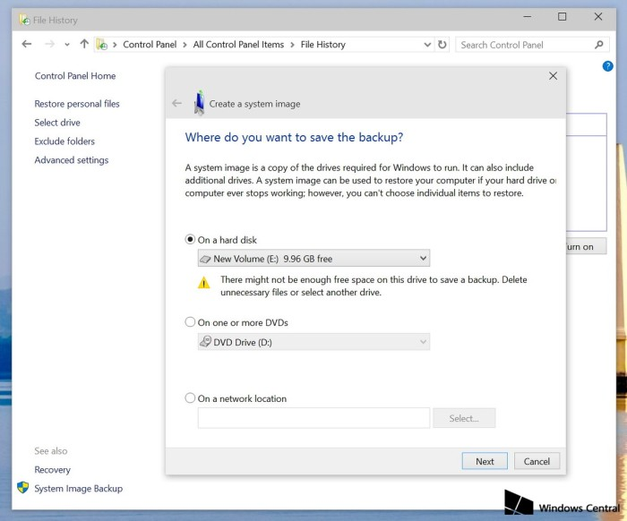system-image-backup-windows10